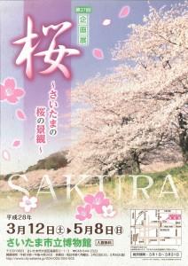 桜~さいたまの桜の景観~